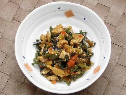 山菜いなり釜めしの素・皿